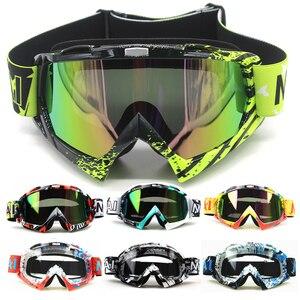Image 1 - Nordson חיצוני אופנוע משקפי רכיבה על אופניים MX מחוץ לכביש סקי ספורט טרקטורונים אופני עפר מרוצי משקפיים שועל מוטוקרוס משקפי google