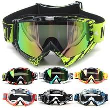 Nordson Motorcycle Goggles Glasses Oculos Cycling MX Off Road font b Helmet b font Ski Sport