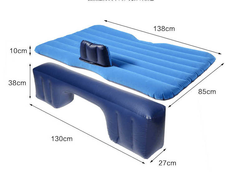 Car supplies, rest aerated mattress For Volvo v70 v40 v50 s60 s80 s40 xc60 xc90 xc70 Accessories