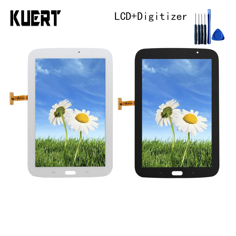 Panel LCD Combo Touch Screen Digitizer Glass LCD Display Assembly For Samsung Galaxy Note 8.0 N5110 Accessories Parts Free Tool аксессуар чехол lenovo a2010 zibelino ultra thin case black zutc len a2010 blk