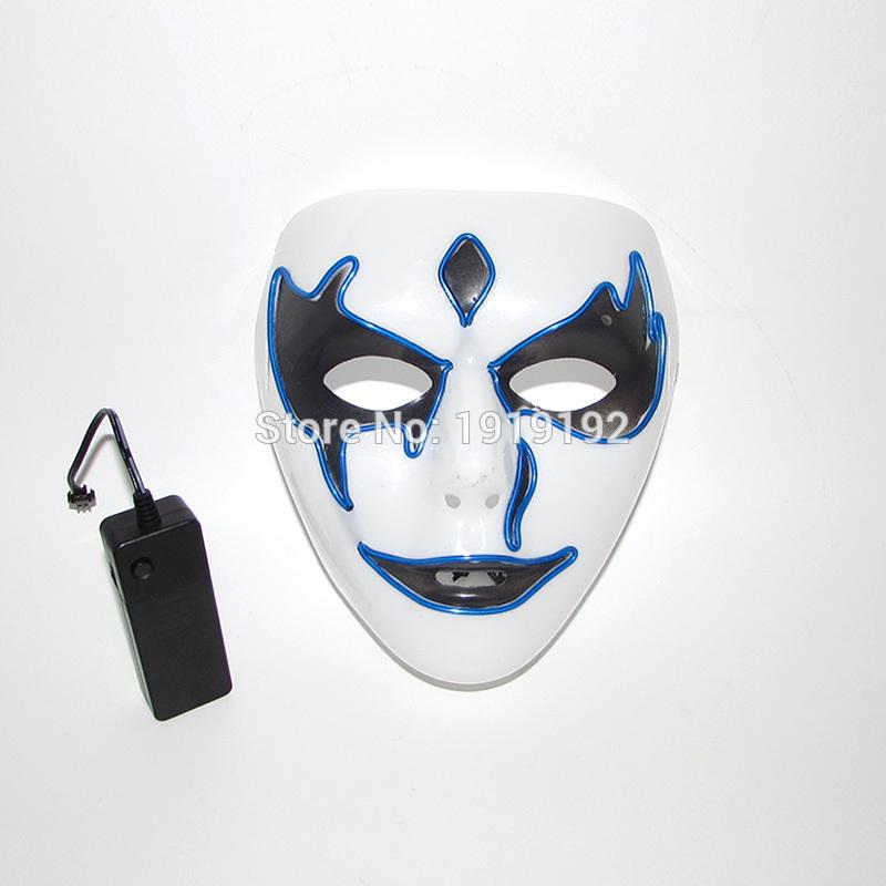 HTB1m6PRRVXXXXanXpXXq6xXFXXXW - Mask Light Up Neon LED Mask For Halloween Party Cosplay Mask PTC 260