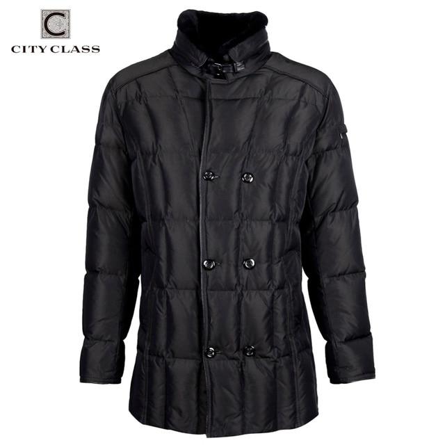 CITY CLASS Новый Толстый Теплые Зимние Куртки Мужское Пальто Свободного Покроя Изософт Мутон Со Съемным Капюшоном Бесплатная Доставка 14377