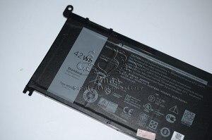 Image 4 - JIGU Original Laptop Battery 3CRH3 WDX0R T2JX4 WDXOR For DELL Inspiron 13 5000 5368 5378 7368 7368 14 7000 7560 7460 5567