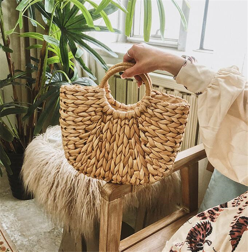 Straw Hand Bags