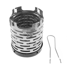 Mini Gas Stove Wind Shield Heater Outdoor Camping Equipment Warmer Heating Stove Tent Heating Cover