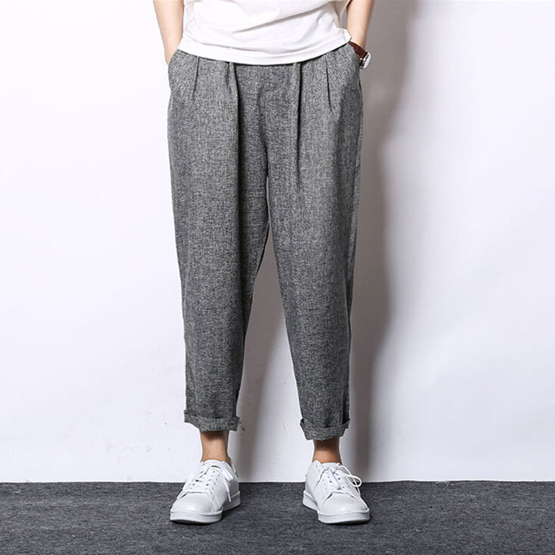 Compare Prices on Mens Linen Pants- Online Shopping/Buy Low Price ...