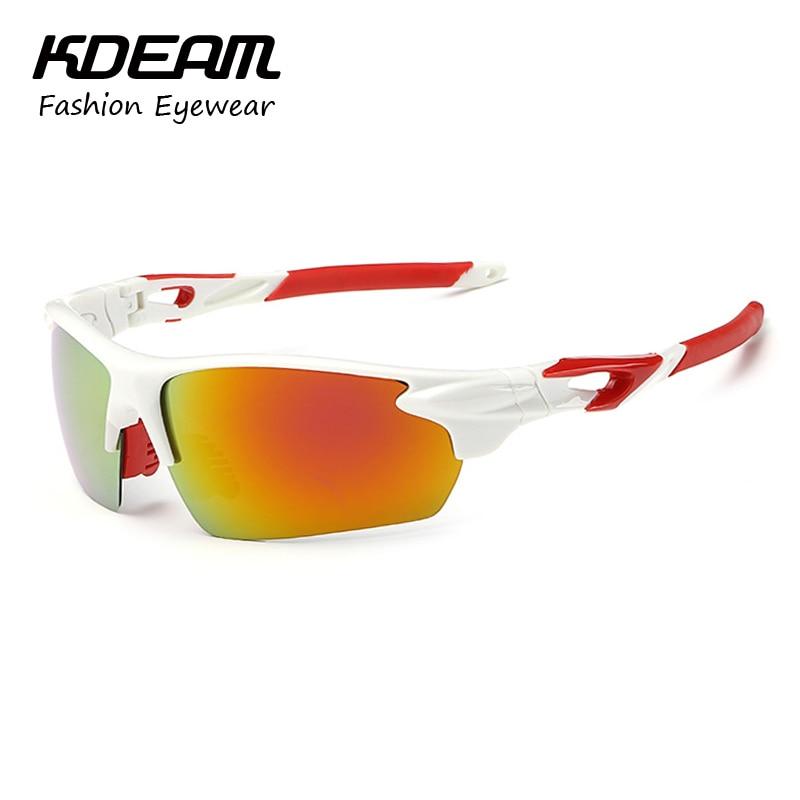 Kdeam Summer Sunglasses Men Comfort Eyewear Brand Goggle TAC a prueba de explosiones Gafas de sol polarizadas UV400 6 colores KD8503