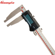 Best price GUANGLU Digital Caliper 0-500mm/0.01 Metric/Inch Electronic Stainless Steel Vernier Calipers Micrometer Gauge Measuring Tools