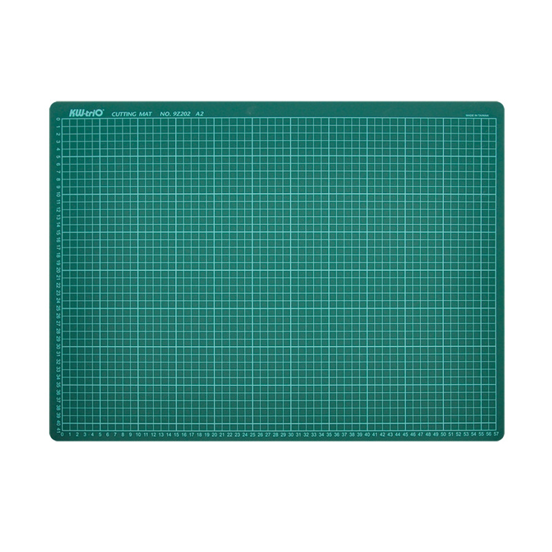 office school supplies a4 grid lines cutting mat craft