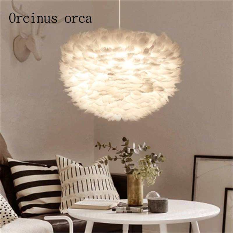 Ceiling Lights & Fans Ceiling Lights Modern Minimalist European Living Room American Nordic Ceiling Lamp Shell Bedroom Lamp Dining Table Study Lamp