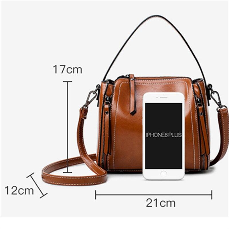 3bf816697793 Fashion Women handbags 2018 Hot New female Korean fashion handbag Crossbody  shaped sweet PU Leather Shoulder Handbag-in Top-Handle Bags from Luggage    Bags ...