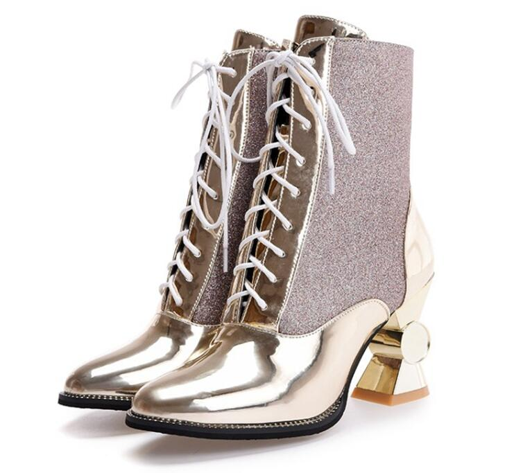 Popular Unique Ankle Boots-Buy Cheap Unique Ankle Boots lots from ...