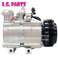 Air Conditioning Compressor For Hyundai Grand Starex H1 H-1 AC Compressor 977014H200 97701-4H200 стоимость