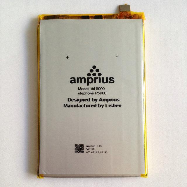De alta Calidad de THL 5000 5000 mAh de la Batería Del Teléfono Móvil Para THL 5000 Octa Core Android 4.2 5.0 Pulgadas Smartphone