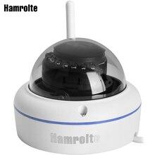 Hamrolte IP Камера yoosee ONVIF Wi-Fi Камера 1080 P 960 P 720 P проводной Беспроводной nightision Антивандальные Крытый наружного видеонаблюдения Камера