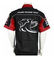 NOVO 2018 marca os homens camisa F1 horton casuais camisas de verão equipe do clube terno macacão originais do carro off road motocross jaqueta