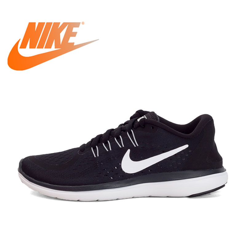NIKE FREE RN SENSE GS для женщин кроссовки беговые дышащие спортивная обувь Спорт на открытом воздухе Низкий Топ оригинальный дизайне 898476