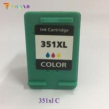For hp 351 xl Ink cartridge for Photosmart C4480 C4280 C5280 C4200 C4580 C4599 C5200 C5240 C5250 C5270 C5275