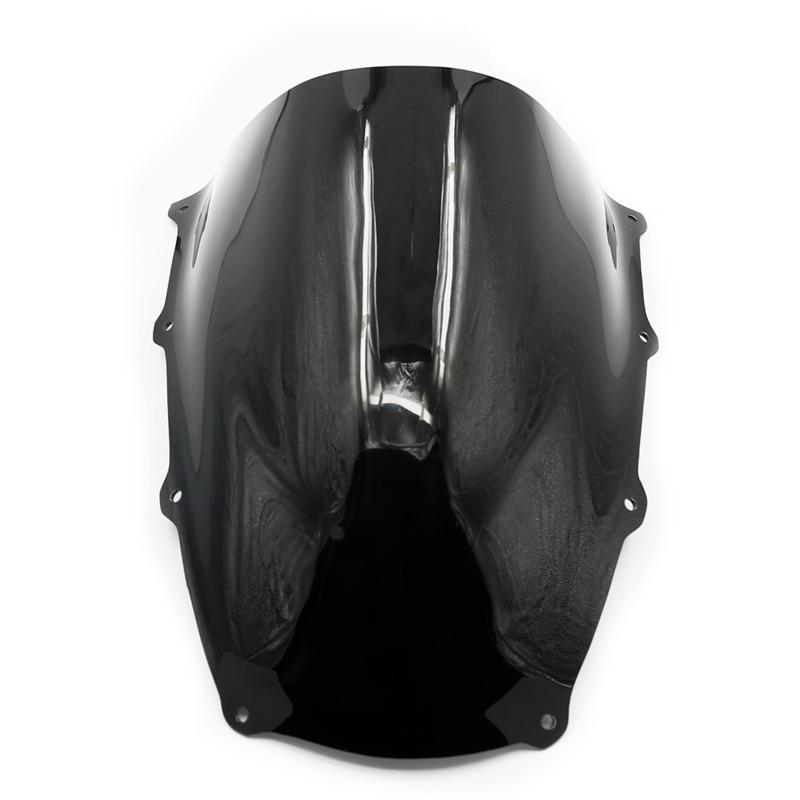 Motorcycle ABS Windscreen Window Windshield Front Wind Screen Deflector For Aprilia RSV1000 RSV Mille 1000 2001 2002 2003