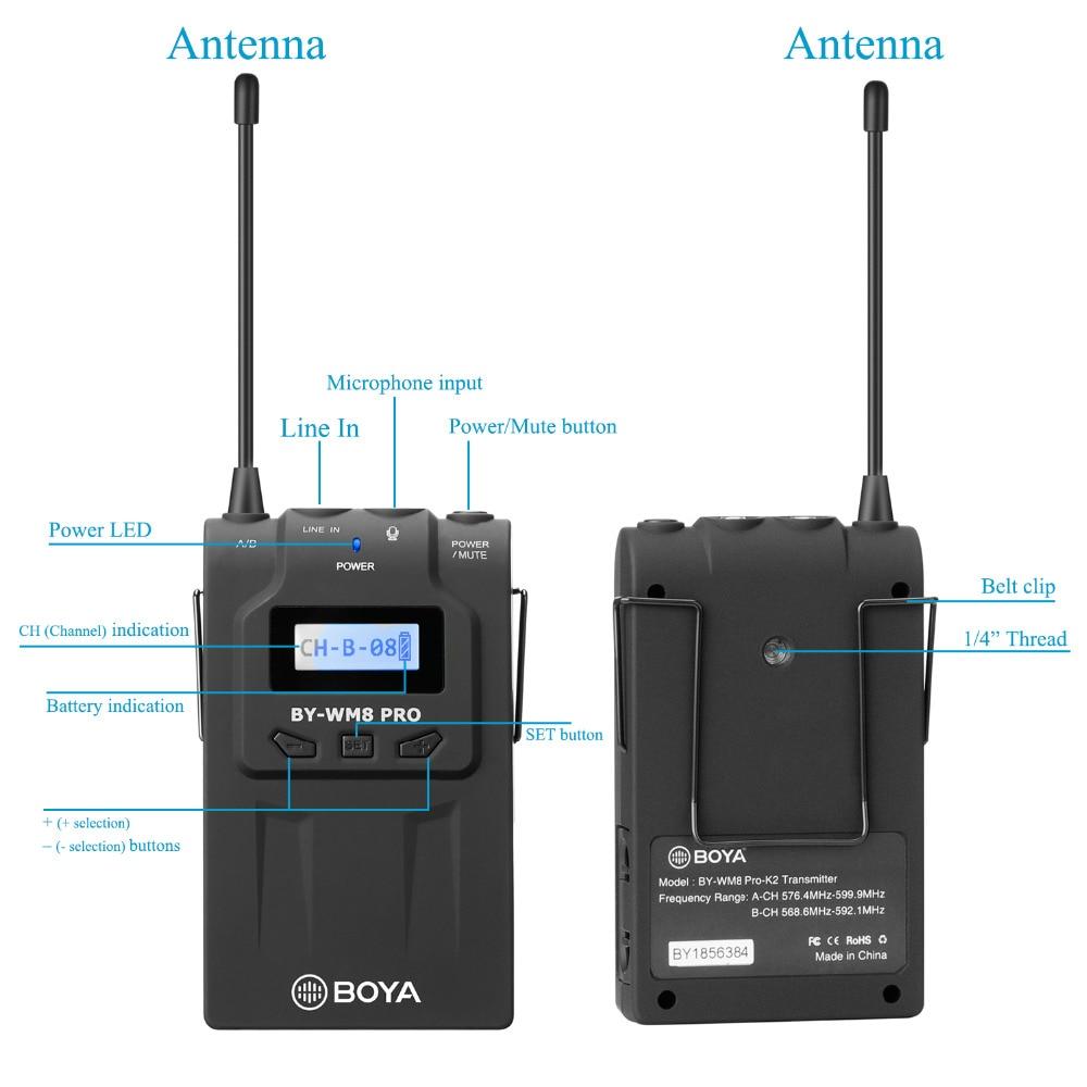 Lavalier Wireless Microphone5
