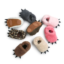 Cute Modeling Monster Baby Worm First Walker Shoes