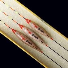 3 шт./лот поплавки для Глубоководной Рыбалки Flotador пробка Pesca 1-3# индикатор укуса поплавок рыболовные принадлежности Инструменты снасти(A-005