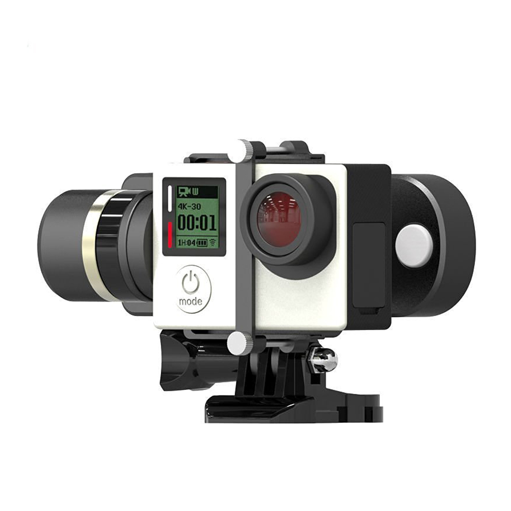 Feiyu FY-WG Lite Wearable Gimbal Affordable Single Axis Gimbal Stabilizer for Gopro Hero3/3+/4 Camera feiyu tech fy wg lite single axis wearable camera gimbal