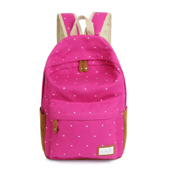 Women backpack light weight printing backpack school backpacks canvas backpack 1