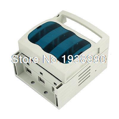 цена на HR17B-100/30 3 Poles Fuse Type Switch Disconnector AC 400V/690V 100A