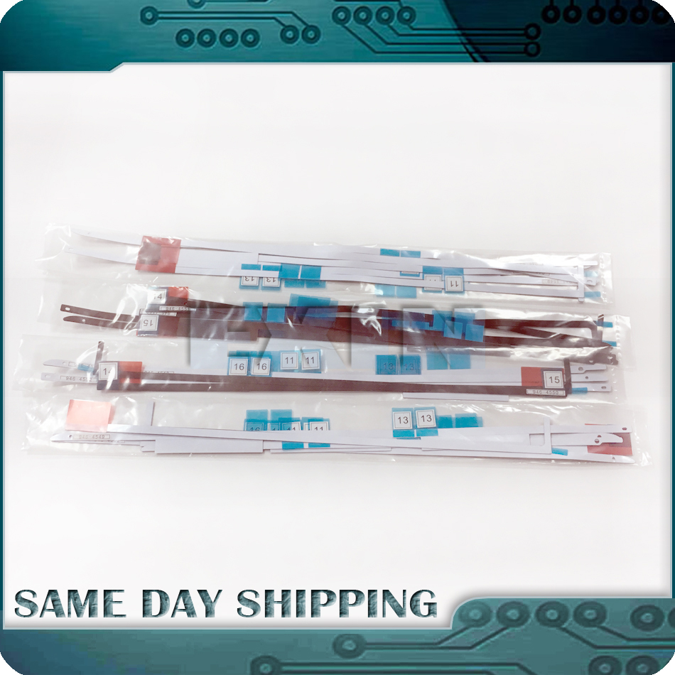10Sets/Lot NEW A1419 LCD Display Tape Adhesive Repair kit for iMac 27 A1419 Adhesive Strip Glue Foam Sticker 2012-2017 Year skirt olimara skirt