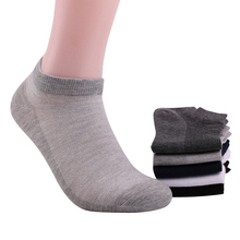 men s summer breathable mesh combed cotton short socks male white ankle socks fashion shallow mouth