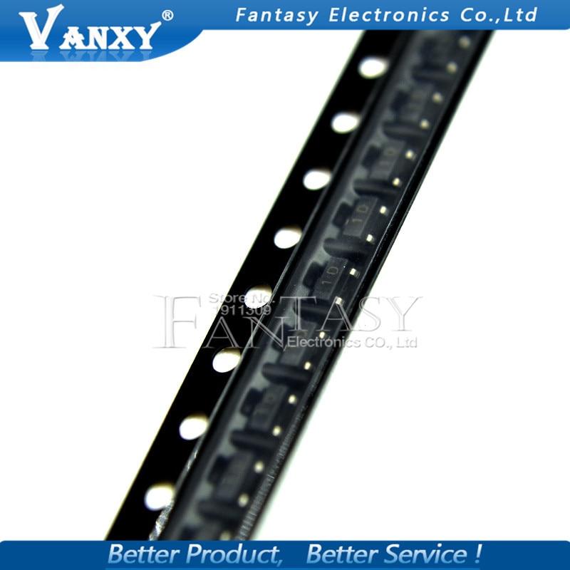 transistor mmbta42lt1 - 100PCS MMBTA42 SOT23 A42 SOT MMBTA42LT1G SMD 1D SOT-23 3B new transistor