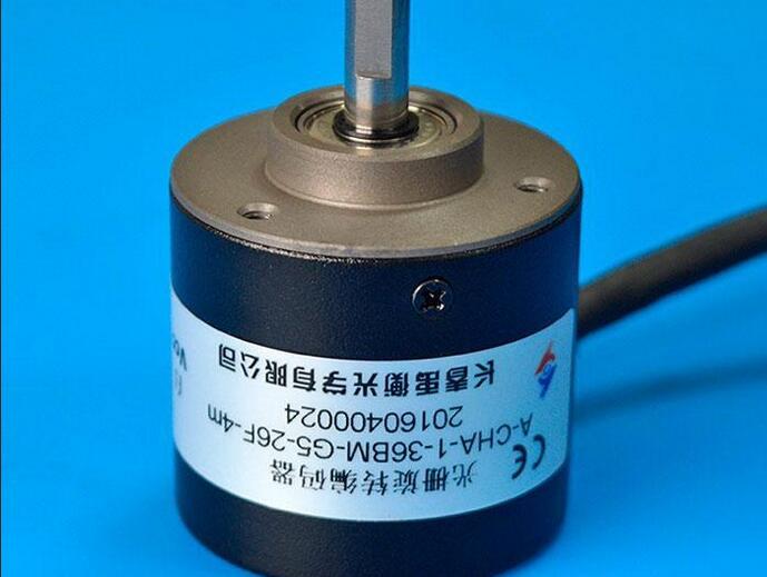 New Changchun Yu Heng 360P / R Rotating Grating Encoder A-CHA-1-36BM-G5-26F-4m sheng yu 20 f