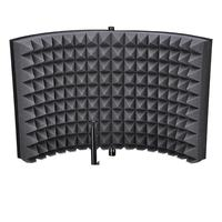 Studio Microphone Isolation Shield Acoustic Recording Sound Absorber Foam Panel