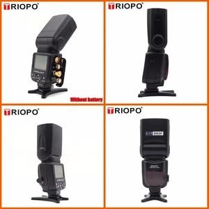 Image 2 - Triopo TR 950 Flash Speedlite universel pour Fujifilm Olympus Nikon Canon 650D 550D 450D 1100D 60D 7D 5D appareils photo reflex numériques