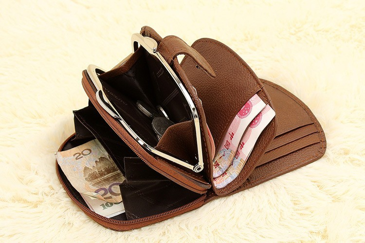 Leather Coin Purse 14