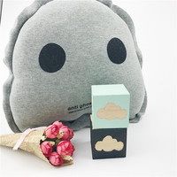 Baby Crib Toys Wooden Cloud Block Decoration For Baby Room Non Toxic Photography Unique Painting Original