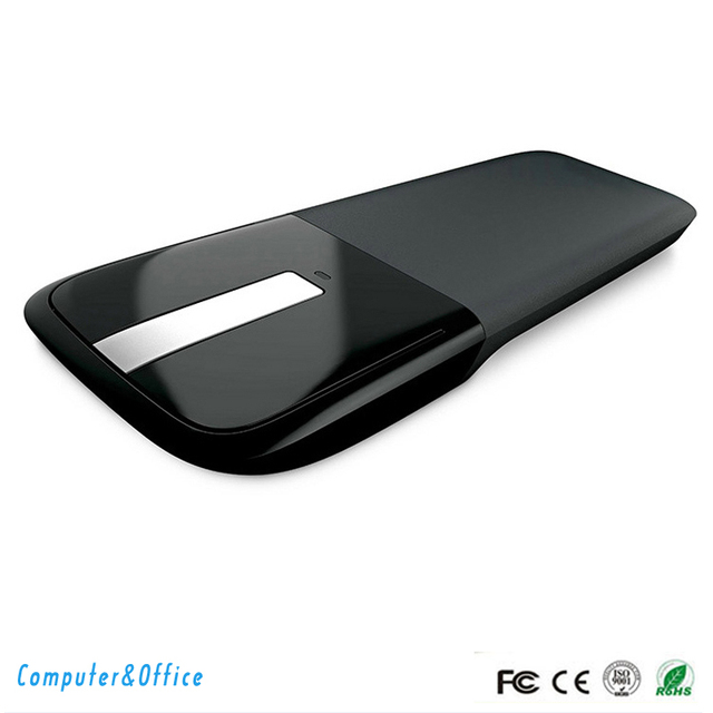 2.4Ghz Wireless Optical Foldable Arc Touch Gaming Mouse