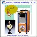 Коммерческая Трехцветная машина для мягкого мороженого  фруктовое мороженное
