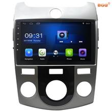 9 Android Car DVD Multimedia Player GPS For KIA Forte Cerato 2008 2009 2010 2012 audio