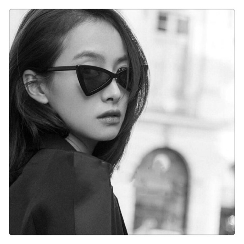 9d8eb1f93e Anewish Special Offer Time-limited Women Star With A Butterfly Sunglasses  Glasses Irregular Triangle Toad