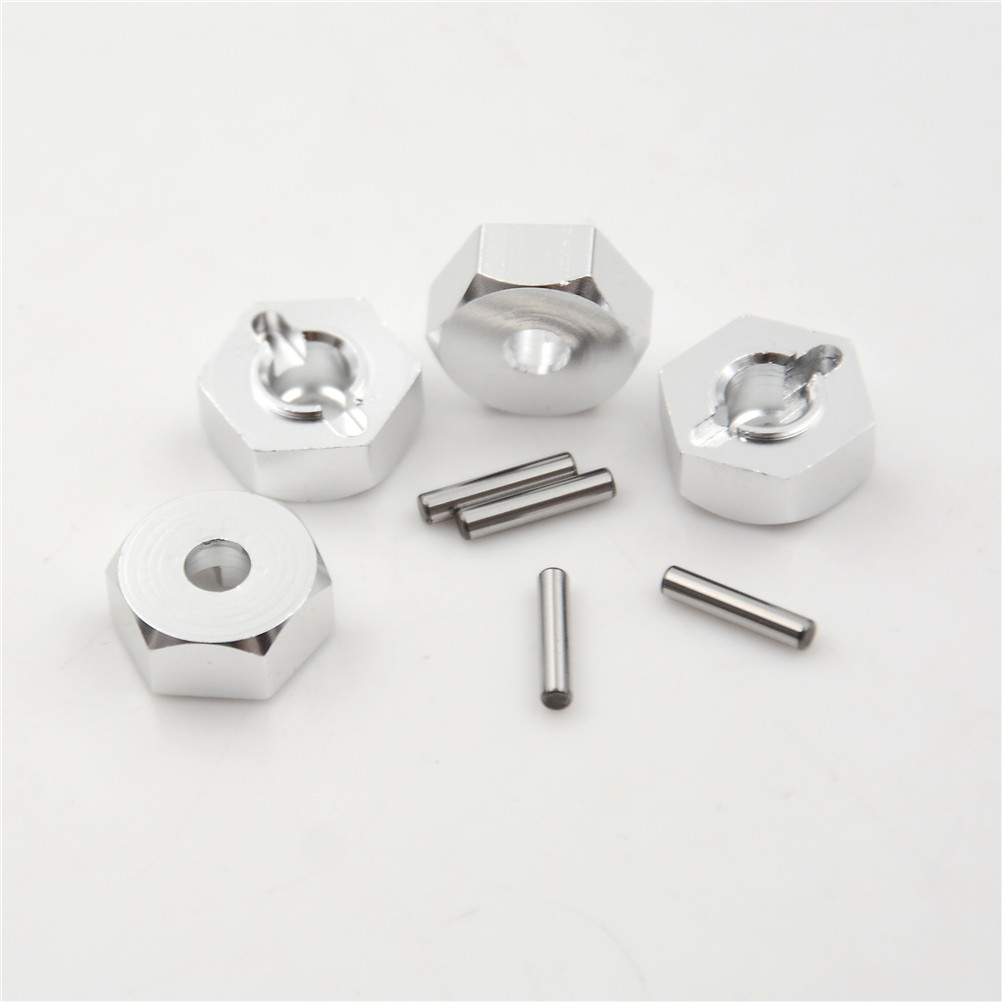 5MM Wheel HEX 5.0 Hubs Drive Adaptor Pins & Screws RC 1:10 5MM Thickness 12mm Wheel HEX 5.0 Hubs Drive Adaptor Pins & Screws