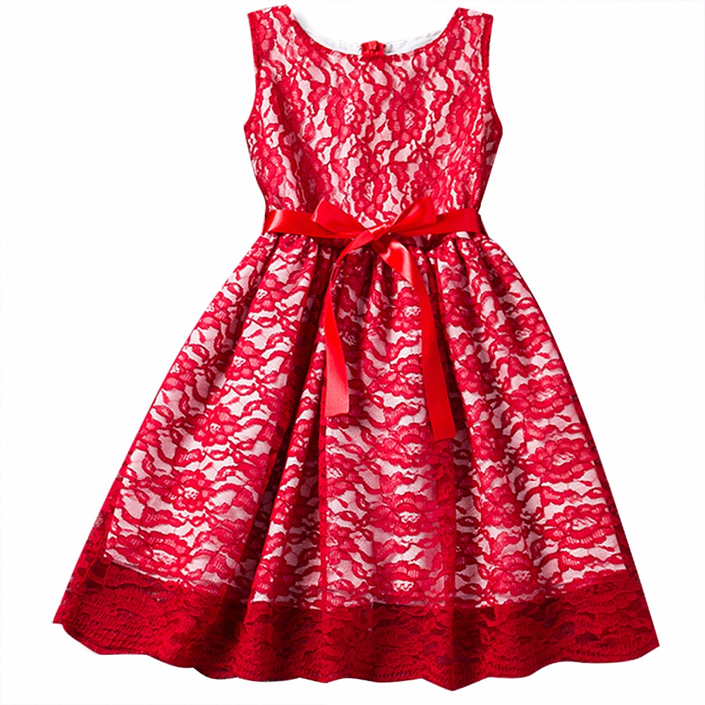 Aliexpress Buy Vintage Flower Lace Baby Girl Dress
