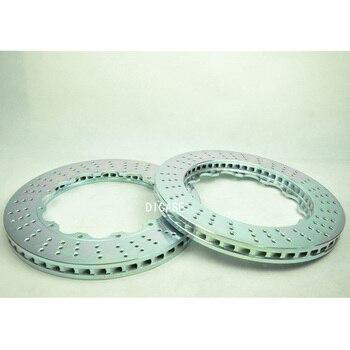 DICASE bremsscheibe 405*34mm große bremsscheibe für Brembo 6 topf bremssattel für kia sportage