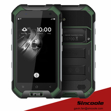 4.7 inch android 6.0 3GB and 32GB rugged mobile phone, outdoor phone