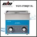 Ultra-sônica 3L Tanque De Banho Inoxidável Ajuste de Temperatura Temporizador Eletrônico Para Máquina de Limpeza De Peças Cirúrgicas VGT-1730QT