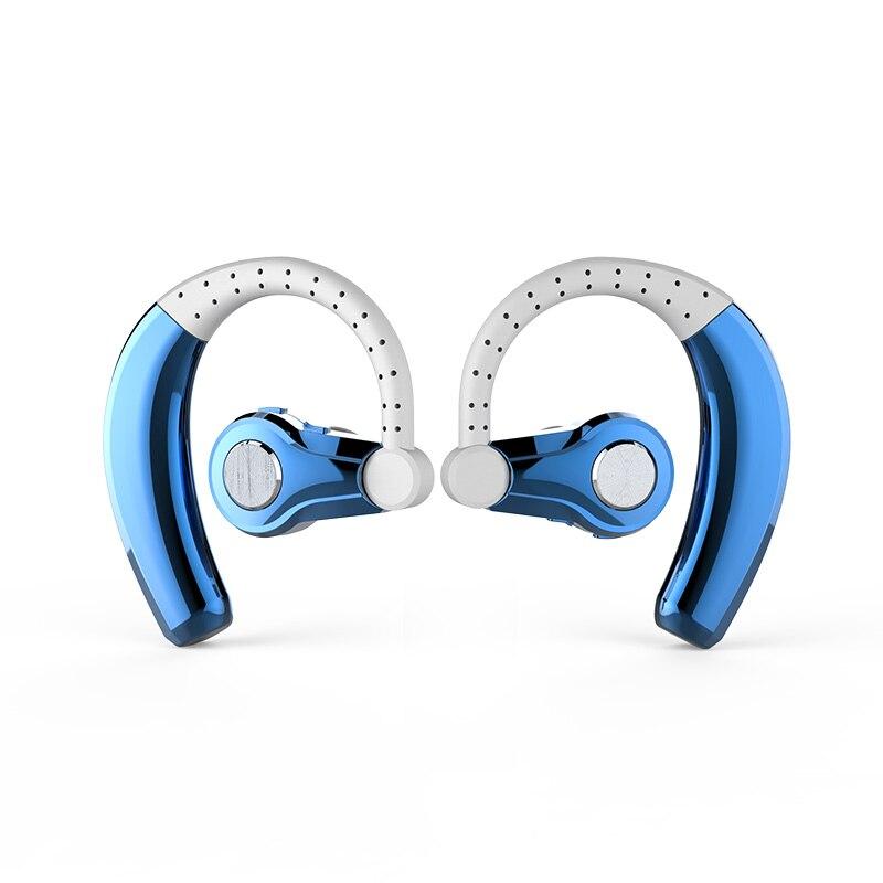 Gdlyl Twins True Wireless Earphone in ear CSR 4.1 Sport Stereo Bluetooth Headset With Voice Prompt True Wireless Earbuds