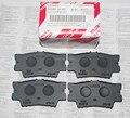 Alta qualidade Traseira pastilhas de freio OEM: 04466-33180/04466-33160 para Lexus ES240 ES350, para Toyota Camry,