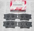 High quality Rear brake pads OEM:04466-33180 /04466-33160 for Lexus ES240 ES350, for Toyota Camry,
