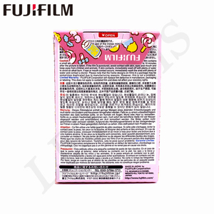 Image 2 - Новинка, фотопленка Fujifilm 20 листов Instax Mini Gudetama + +, персонажи Sanrio, фотобумага для Instax Mini 8 7s 9 25 50s 90 SP 1 2 камеры
